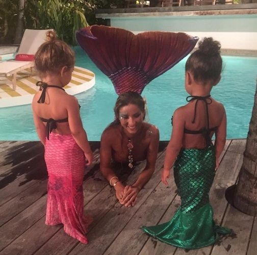 North West And Penelope Disick Are BFF's