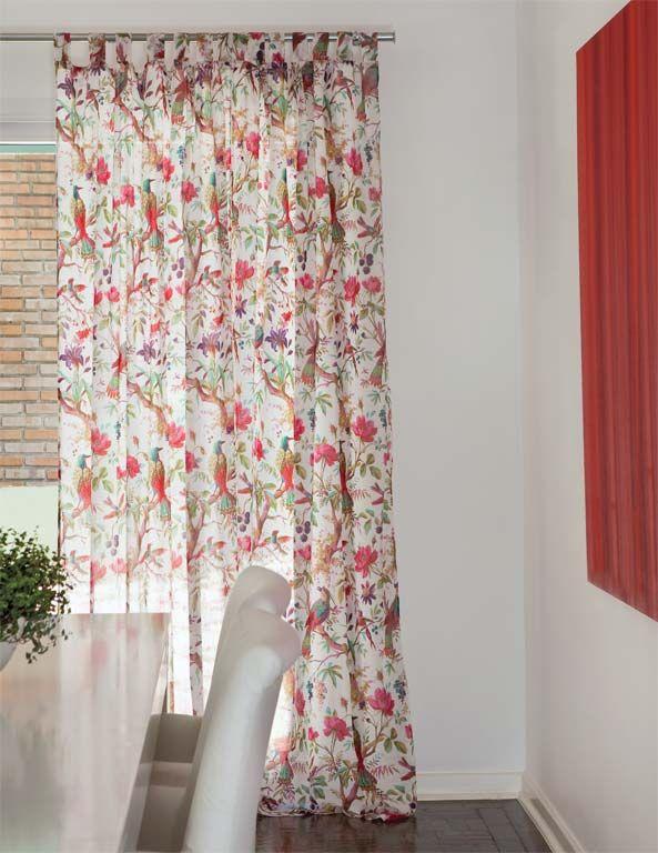 dez cortinas prontas para vestir