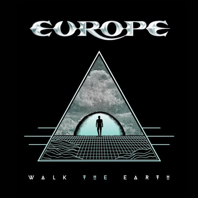 Album Review Europe Walk The Earth Walk The Earth Europe Band Rock Band Posters