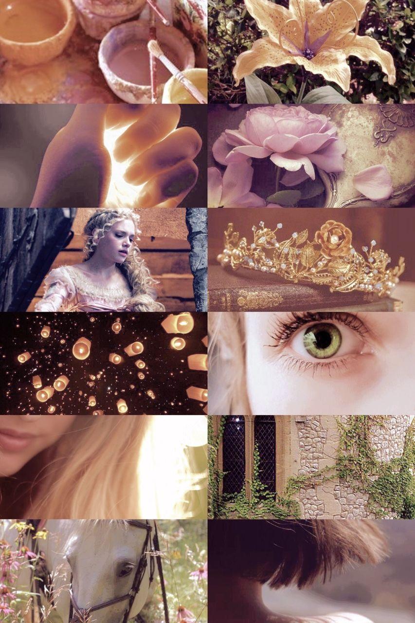 Tangled Aesthetic - Rapunzel