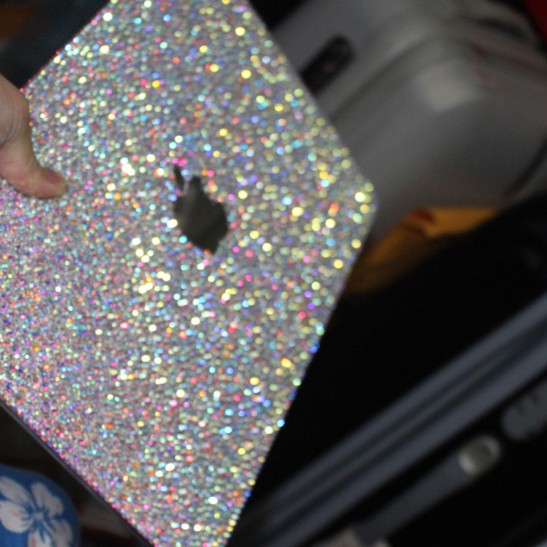 best sneakers 9a660 7d165 12inch 11inch Macbook case crystal ab handmade bling rhinestone ...