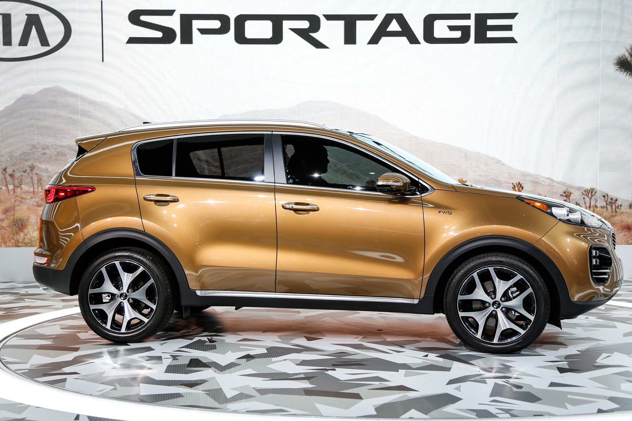 2017 kia sportage compact crossover review. Black Bedroom Furniture Sets. Home Design Ideas