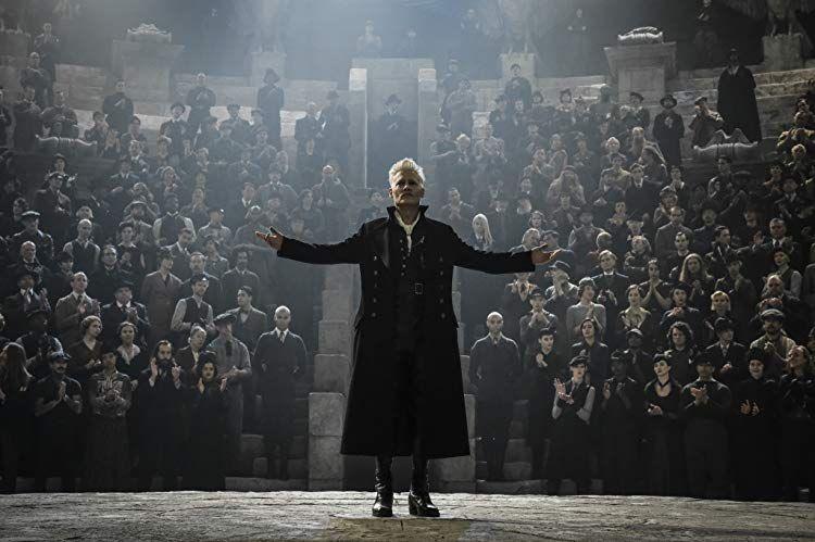 Fantastic Beasts The Crimes Of Grindelwald 2018 Images Imdb