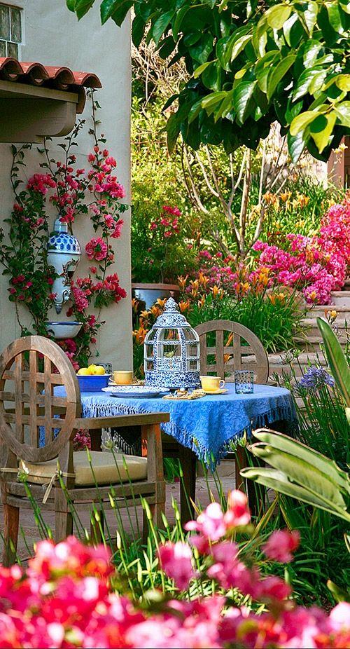 Grace Design Associates Backyard garden, Garden room