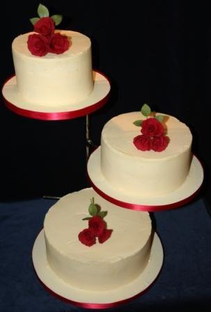 20110121-Carrot Cake wedding cake.JPG | Cake, Buttercream ...
