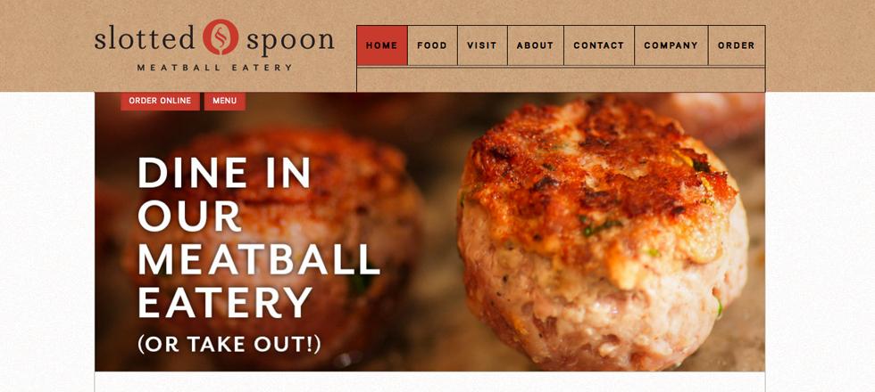 Slotted spoon meatball eatery pfr vpip poker