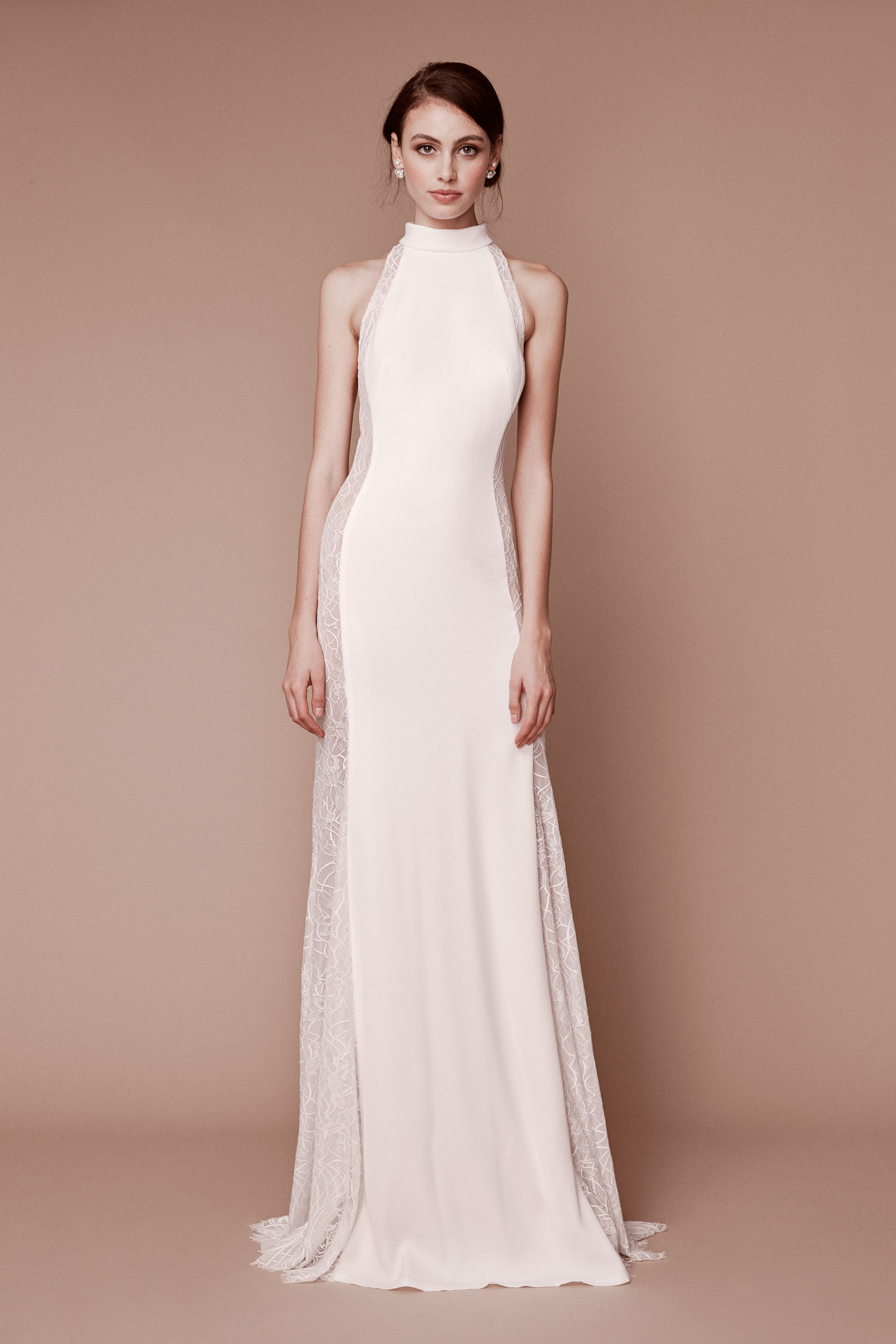Idea by tadashi shoji on bridal fall 19 collection