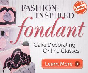 Win an Online Cake Decorating Class