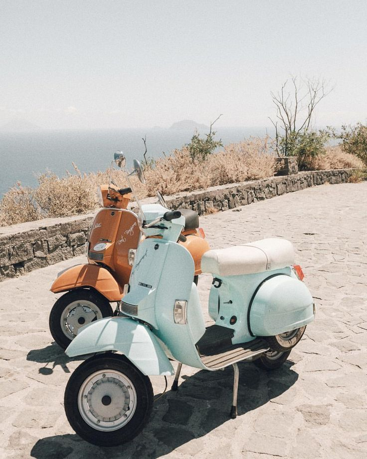 vespa #summer #travel #campingpictures