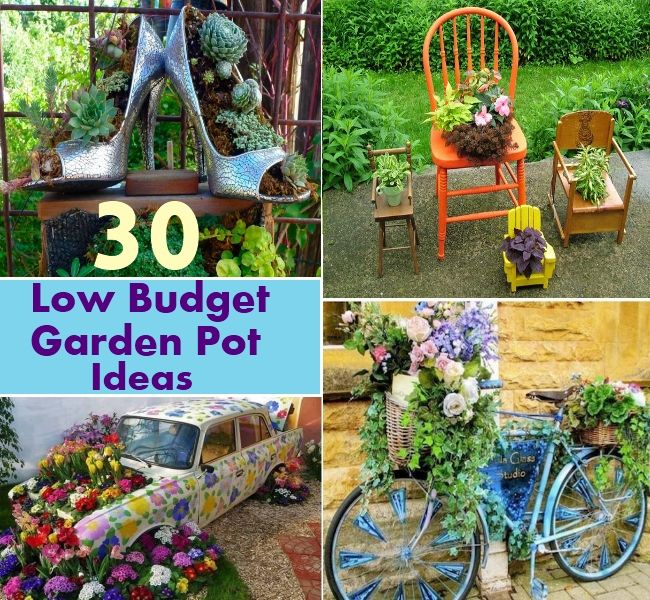 Gardening Ideas On A Budget patio ideas on a budget landscaping ideas landscape design pictures backyard on 30 Fascinating And Amazing Low Budget Garden Pot Ideas To Beautify Your Garden