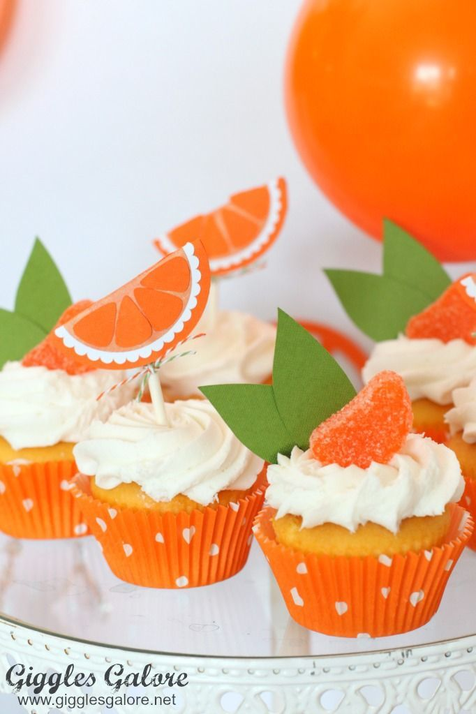 Photo of Orange You Glad It's Summer party! Make DIY decorations, party favors and more…