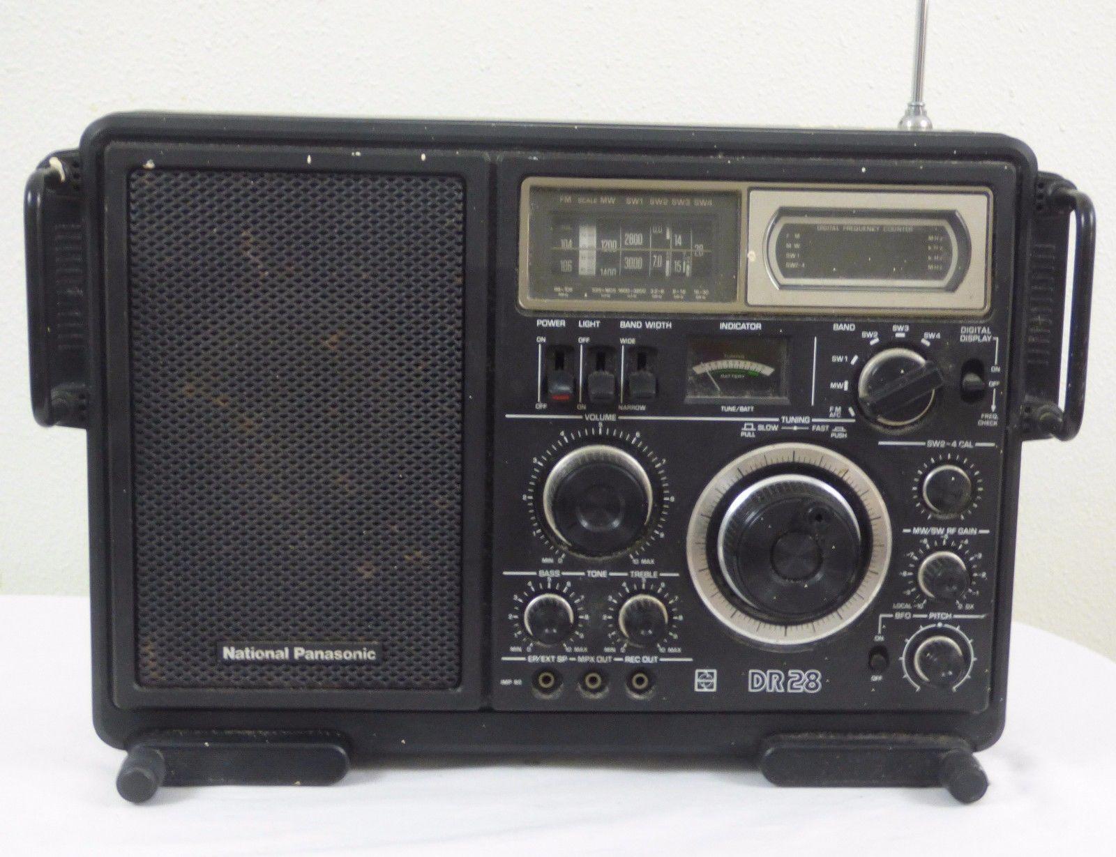Vintage Shortwave Radios 15