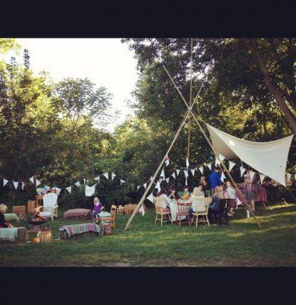 59+ Ideas backyard party layout yards #backyard #party