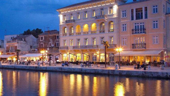 Valamar Riviera Hotel Villa Parentino Croatia Jetsetter Porec Porec Croatia Croatia