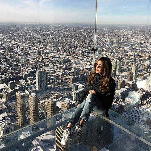 The best way to see #Chicago! | The Ledge | Chicago ...