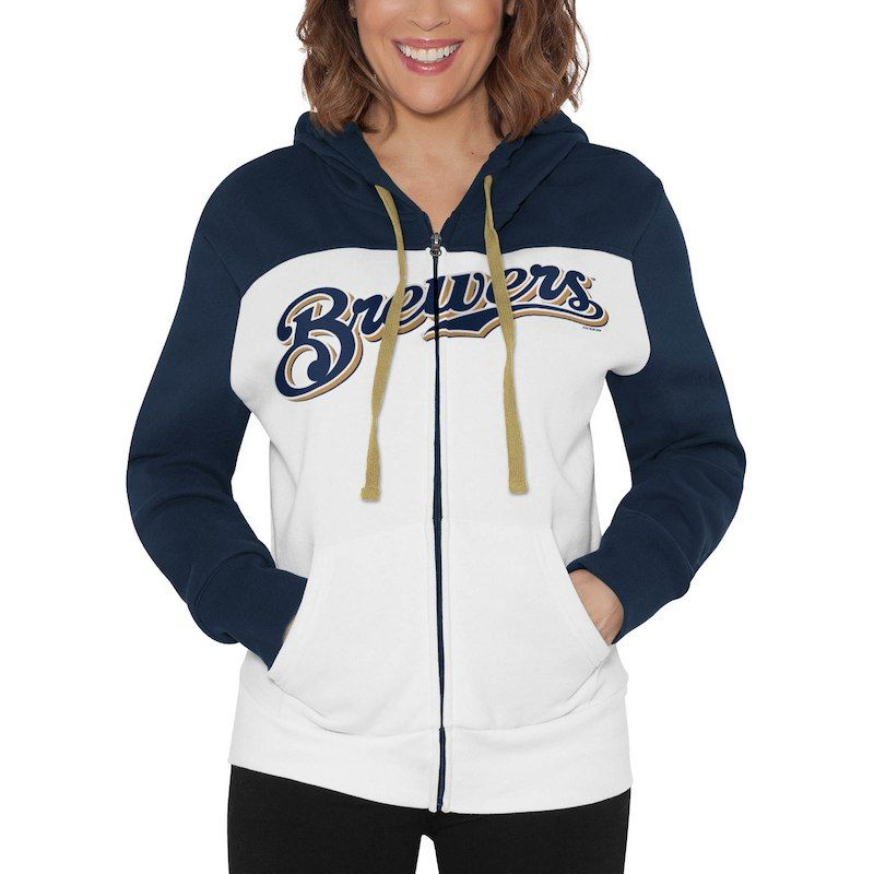 huge discount bce36 7facd Milwaukee Brewers Touch by Alyssa Milano Women's Scrimmage ...