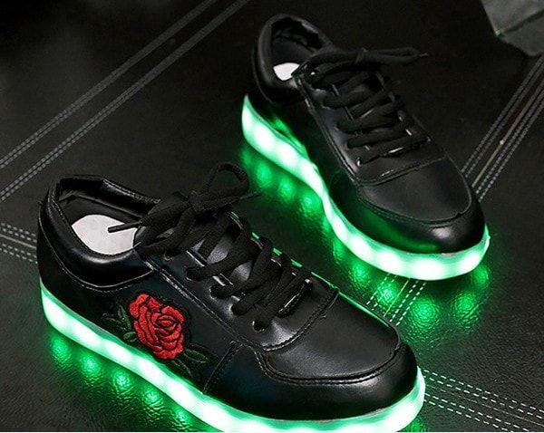 violín también diario  Sport shoes led shoes Tenis Zapatos Con Luz Led Zapato Tenis Led | Zapatos con  luces, Zapatos con luces led, Zapatos nike