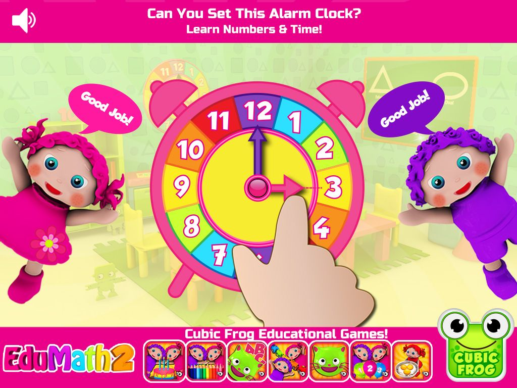 Preschool EduMath 2 Shapes and Early Math Concepts for