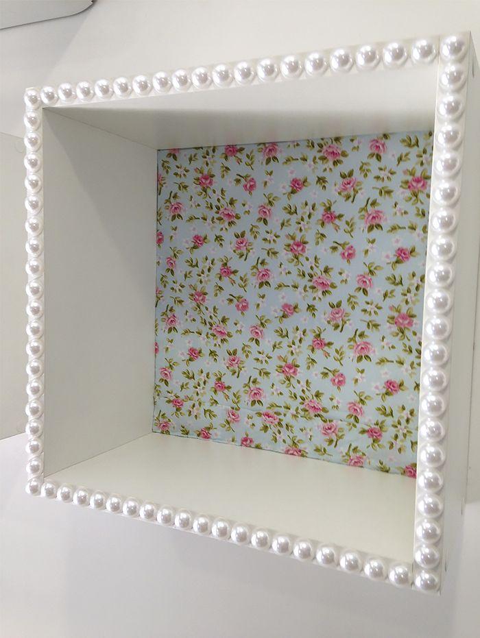 nicho decorado | Letras decoradas | Pinterest | Karton-Möbel ...
