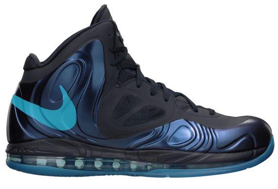 huge selection of fa12a f7f0a Nike Hyperposite Dark Obsidian Dynamic Blue