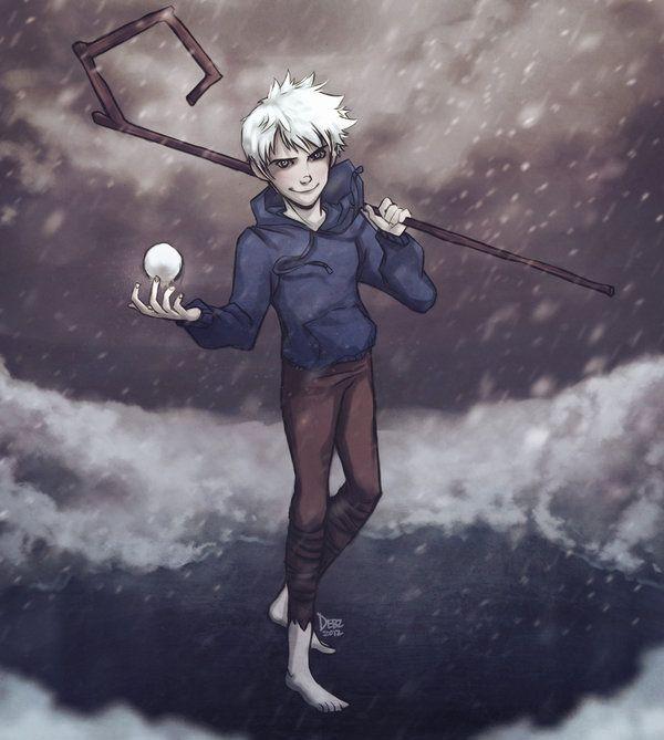 Rise of the Guardians: Jack Frost by Do0dlebugdebz.deviantart.com on @deviantART