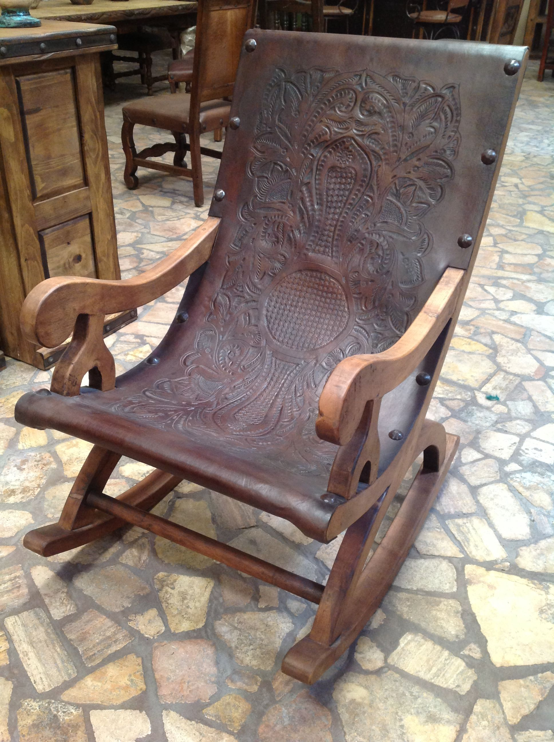 Love This Unique Piece Of Furniture By The Rustic Gallery Rocking Chair Chair Furniture