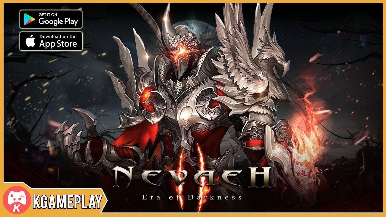 NEVAEH II Era of Darkness Gameplay iOS/Android | KGameplay