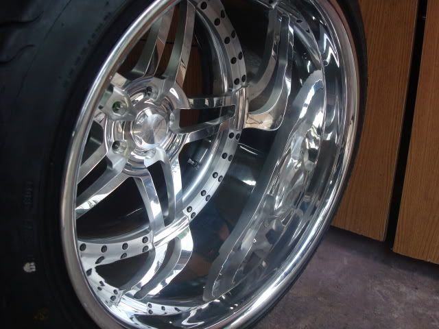 Billet Specialties Draft Wheels Split 5 Star Deep Dish