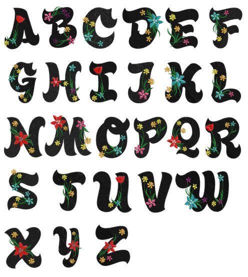 Letters Graffiti Alphabet A Z Hawaii
