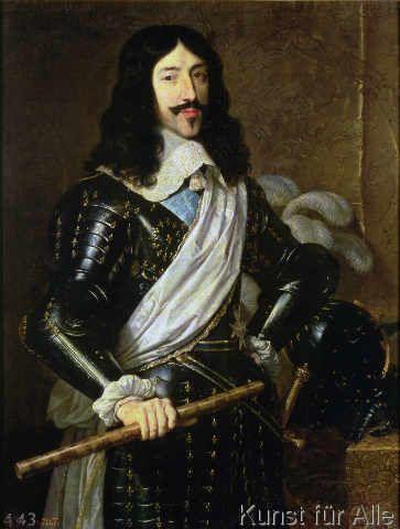 Philippe de Champaigne - Louis XIII (1601-43)