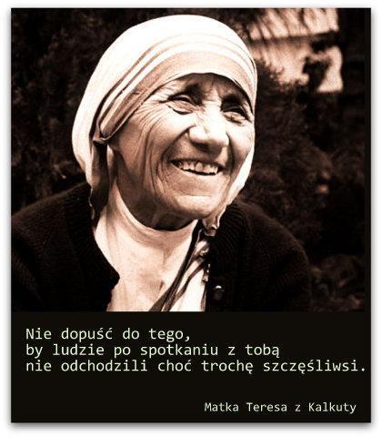 Matka Teresa Matka Teresa Duchowość I Ludzie