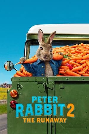 Watch Peter Rabbit 2: The Runaway 2020 RELEASE IN [AU, US] #RoseByrne #DomhnallGleeson #JamesCorden #DavidOyelowo #MargotRobbie #ElizabethDebicki #DaisyRidley #ColumbiaPictures #AnimalLogic #OliveBridgeEntertainment #SonyPictures #Animation #Family #Fantasy #Comedy #AdventureBea, Thomas, and the rabbits have created a makeshift family, but despite his best efforts, Peter can't seem to shake his mischievous reputation. Adventuring out of the garden, Peter finds himself in a world where his mischi