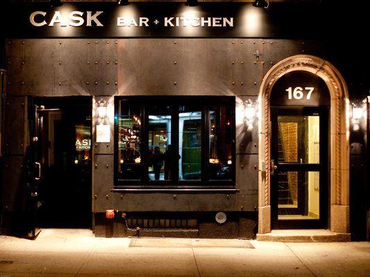 Cask Bar Kitchen 157 E 33rd Street Cask Kitchen Bar Kitchen New York