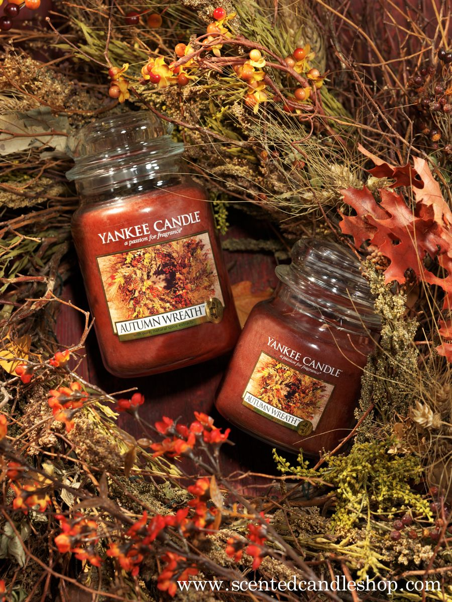 Find the complete Yankee Candle range at entedcandleshop