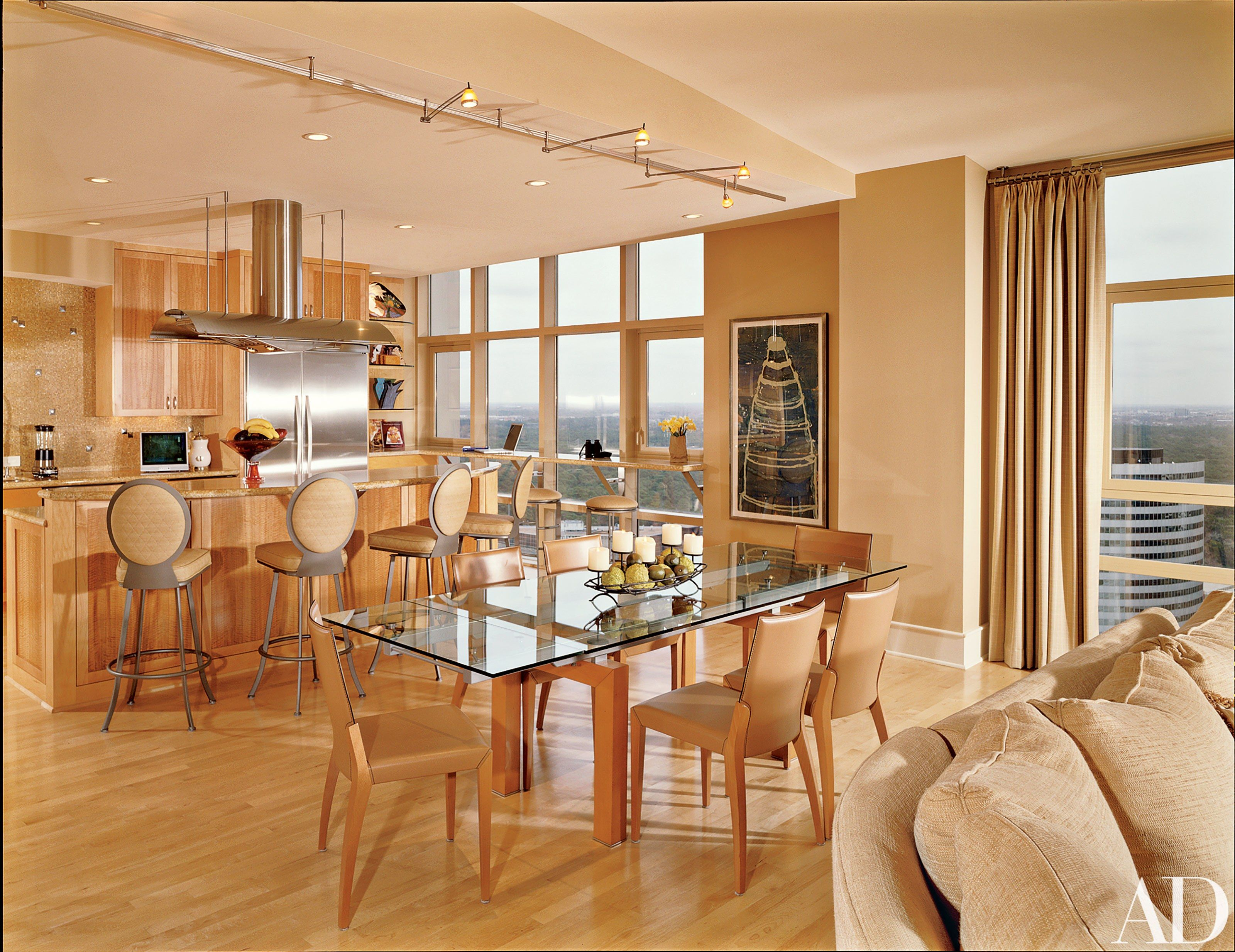 Stunning Extravagantes Penthouse Design Pictures - Ridgewayng.com ...