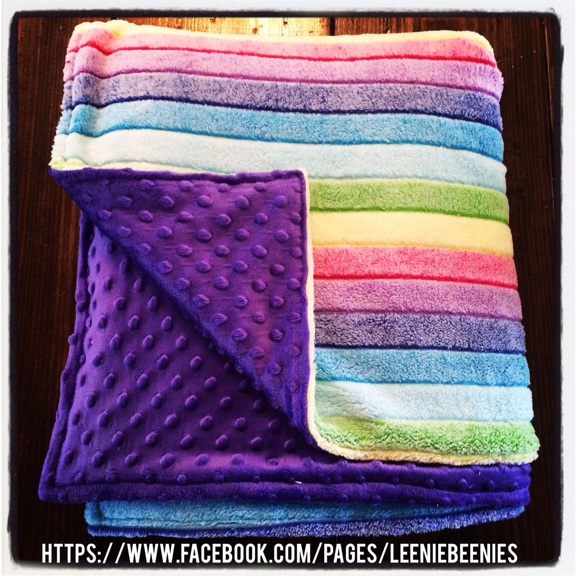 AMAZING blanket!!! Sold in Adult and baby sizes! Soooo worth the money!!!!  https://www.facebook.com/pages/LeenieBeenies/711096315636789
