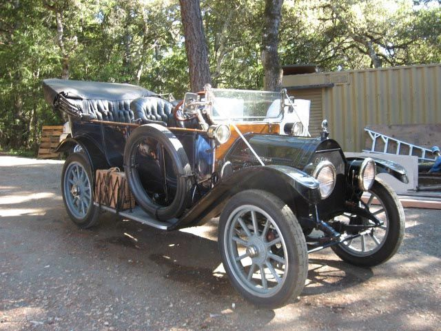 1912 Cadillac was the 1st car with an electric starter