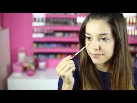 Tutorial makeup: superveloce per il giorno e glam per la sera by Magico ...