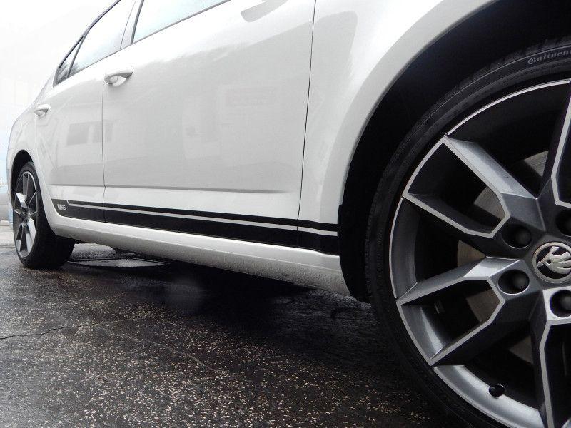 Skoda Octavia Iii Rs Individualization Through Car Accessories