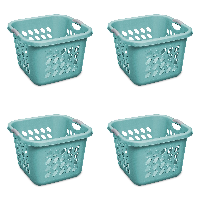 Sterilite 1.5 Bushel Ultra™ Square Laundry Basket