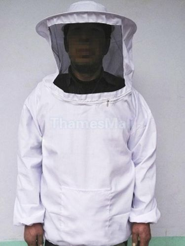 Beekeeping  Bee Keeping Suit Hat Pull Over Smock Protective EquipmentSN
