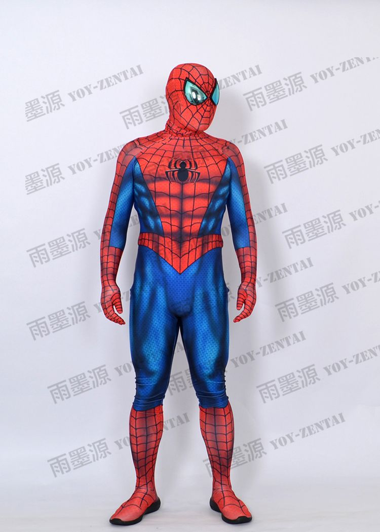 >> Click to Buy << 3D Printing Spiderman Zentai Suit Full Body Spandex Lycra with Colorful Eyes For  Halloween And Party  #Affiliate