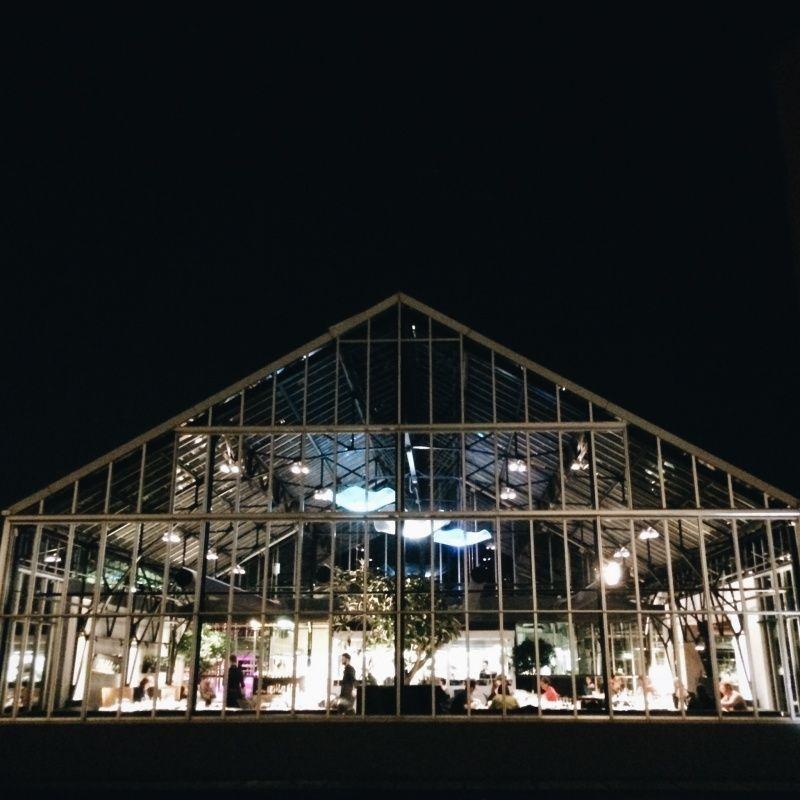 De Kas restaurant & nursery is located in a set of greenhouses in Amsterdam   http://www.restaurantdekas.nl/home   claudiavdbroek   VSCO Grid