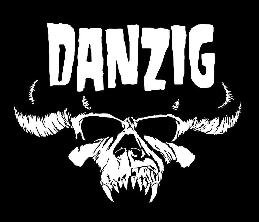 Danzig vinyl sticker decal band music
