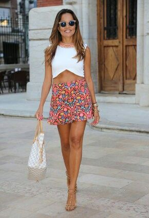 Fashion look for woman