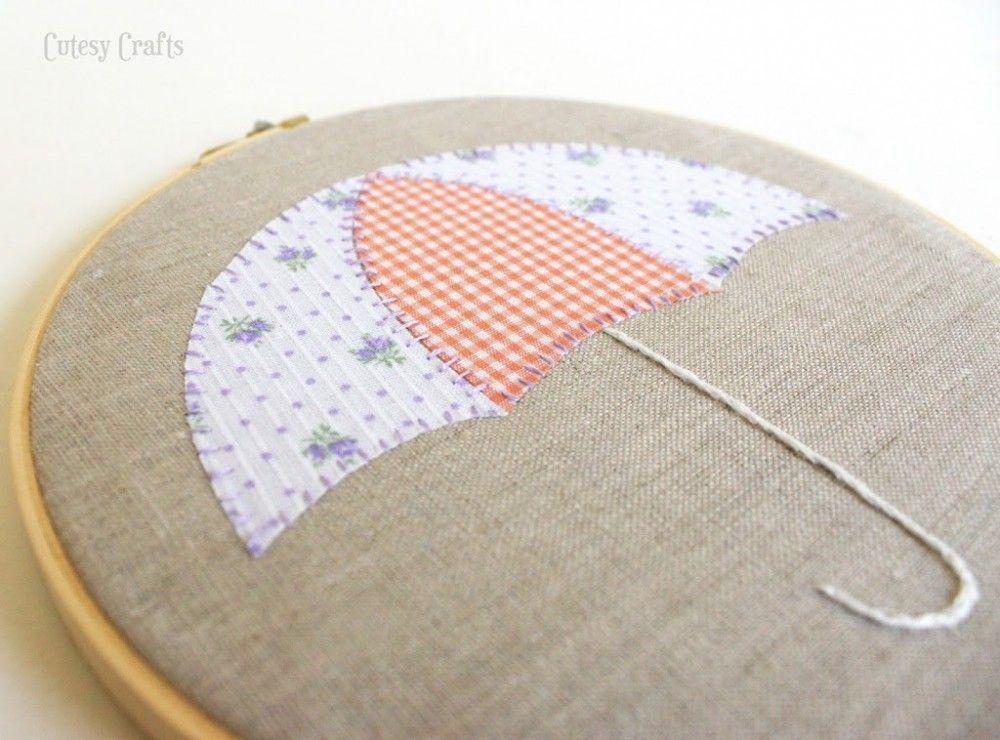 Free Embroidery Hoop Art Patterns | bastidores | Pinterest | Bordado ...