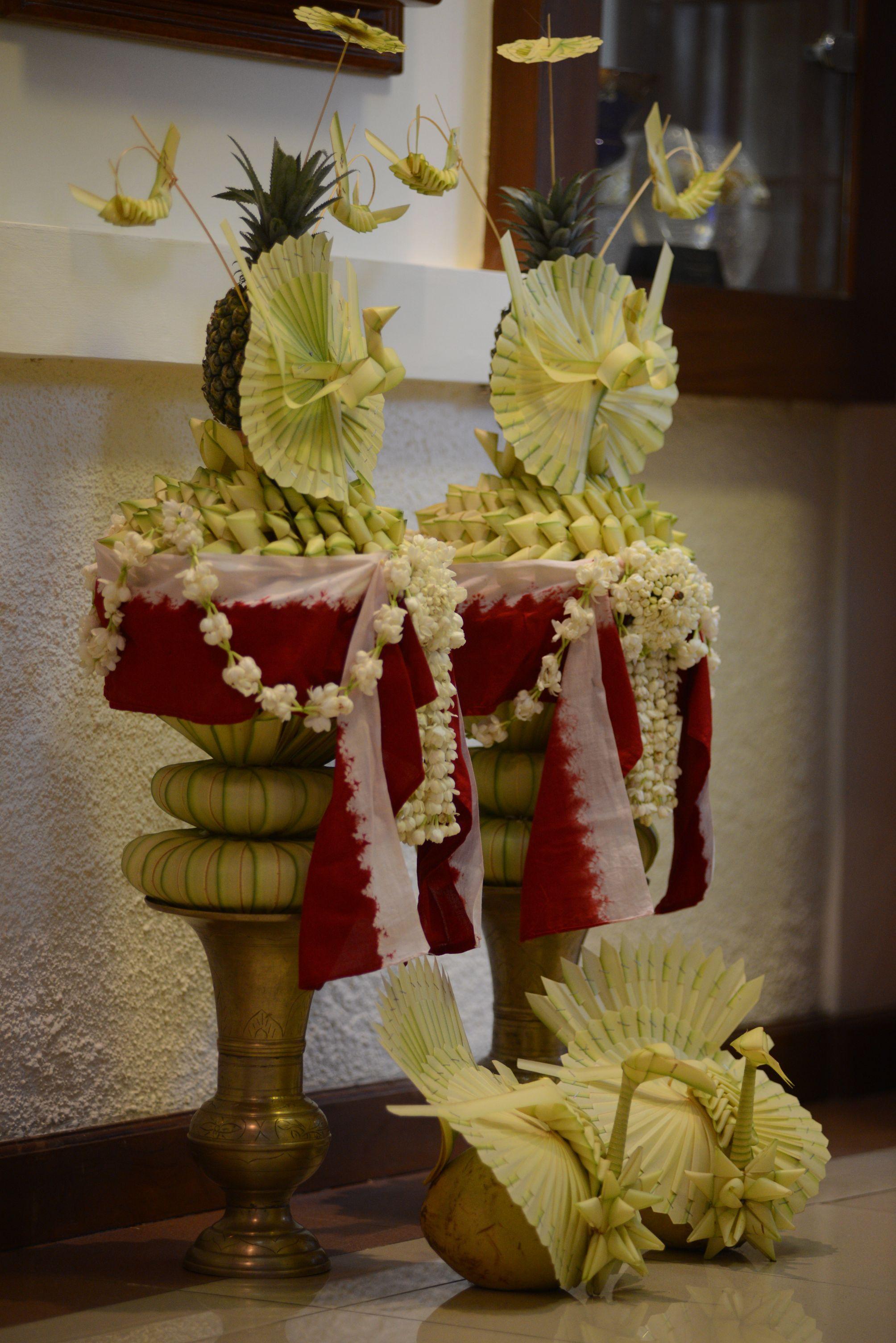 Kembar Mayang Kitri Bunga Seni Dekorasi