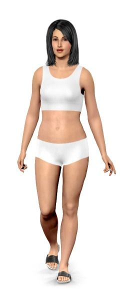 My Model  weightloss simulator....type in your current stats and what you want to weigh...gives you a visual. Very motivating!