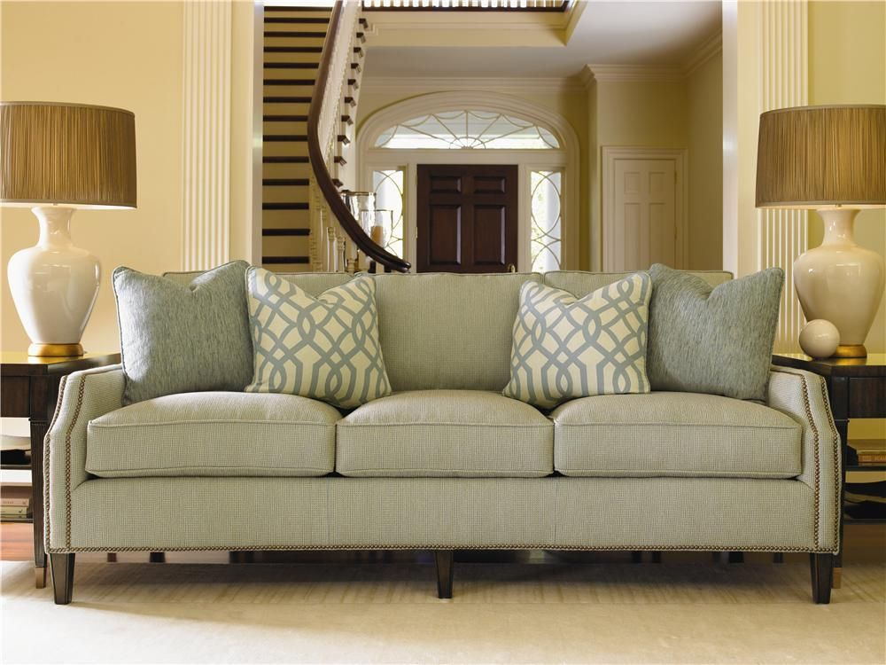 The Remarkable Signac Sofa Will Highlight Traditional Style Of