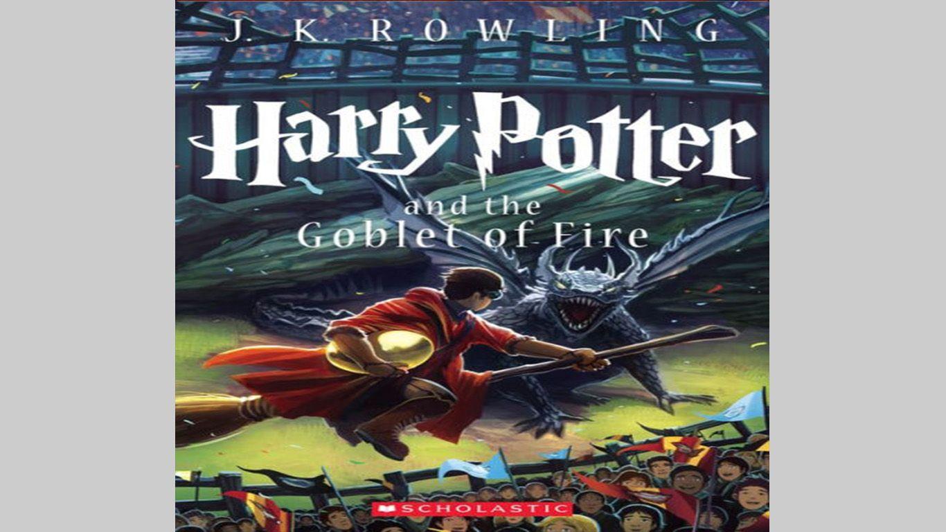 Pdf Harry Potter Goblet Of Fire